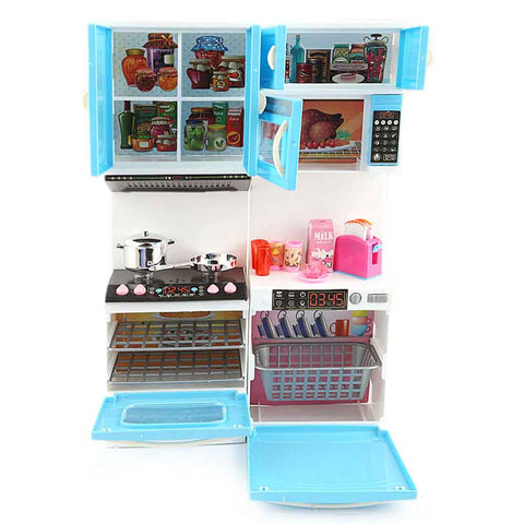 Frozen Kitchen Set - Blue - test-store-for-chase-value