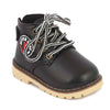 Boys Casual Shoes B05 - Black
