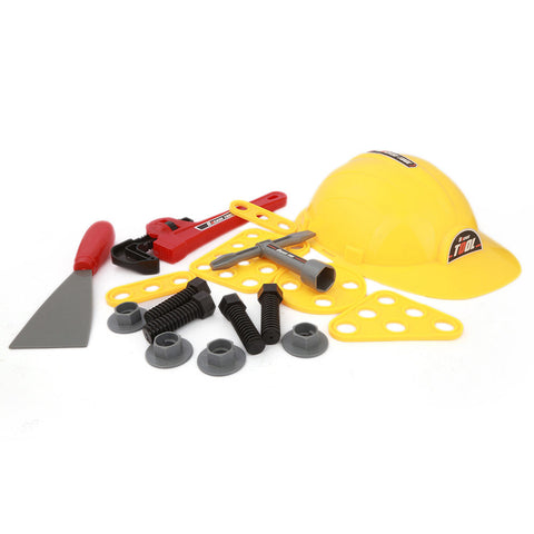 Engineer Tools For Kids - Yellow