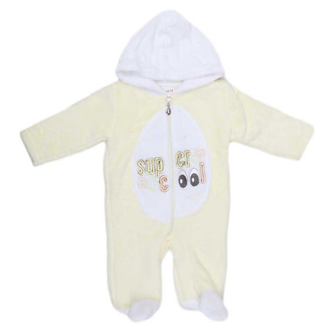 Newborn Romper - Yellow