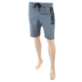 Men's Knitted Short - Steel Blue