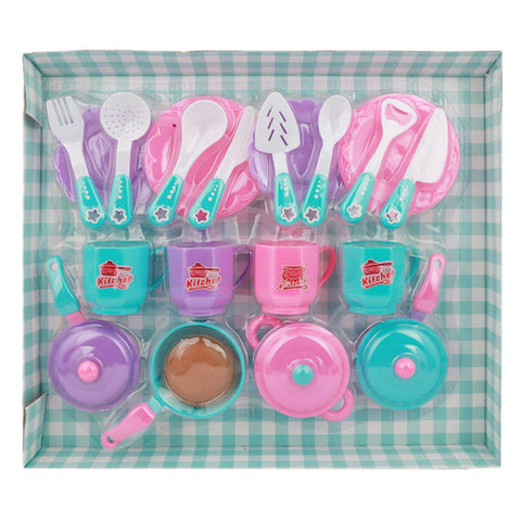 Kitchen Set For Kids - Multi