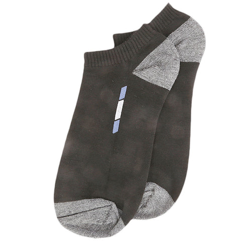Men's Ankle Socks - Black