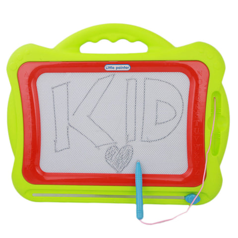 Sketch Pad For Kids - Green