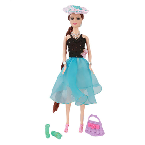 Beauty Model Girl Doll - Multi