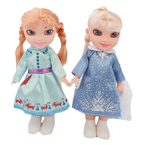Baby Girl Dolls - Blue
