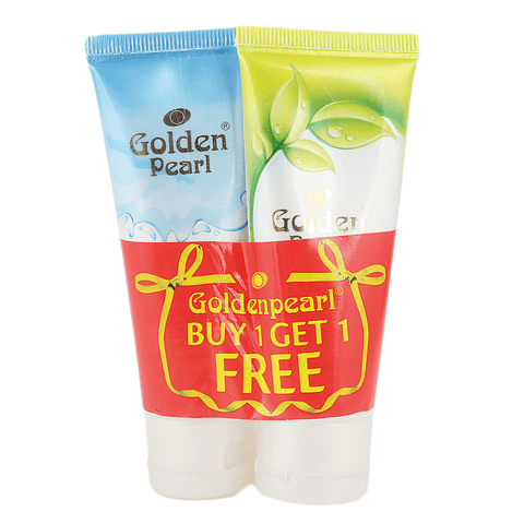 Golden Pearl Face Wash (Buy 1 Get 1 Free) - test-store-for-chase-value