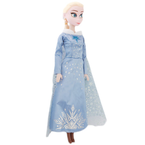 Olaf's Frozen Anna Doll - Blue