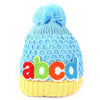 Boys Woolen Cap - Light Blue