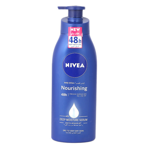 Nivea Nourishing Body Lotion 400 ml - Dry Skin