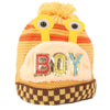 Boys Woolen Cap - Yellow