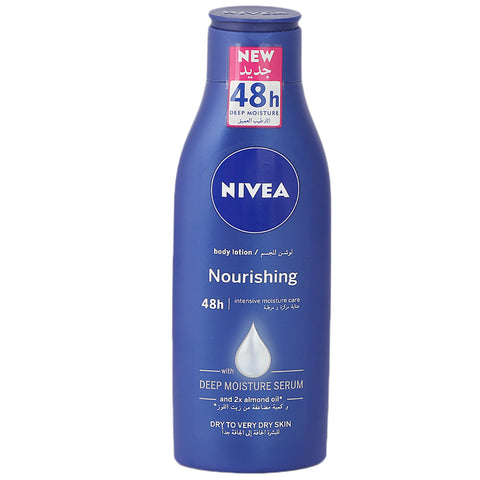 Nivea Nourishing Body Lotion 250 ml - Dry Skin