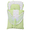 Newborn Sleeping Bag With Net - Green