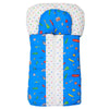 Newborn Sleeping Bag With Pillow - Blue