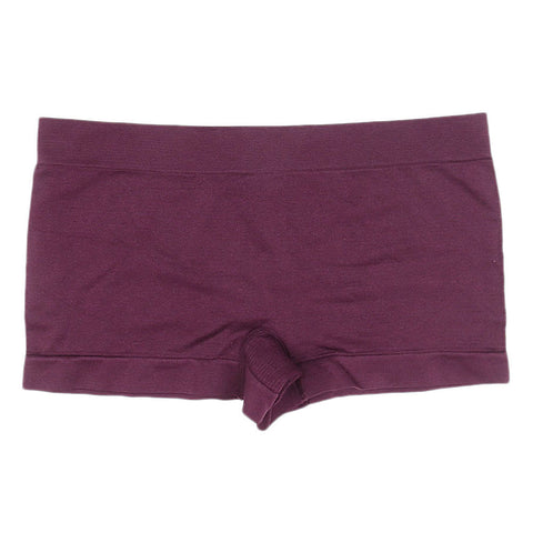 Women's panty - Dark Purple - test-store-for-chase-value