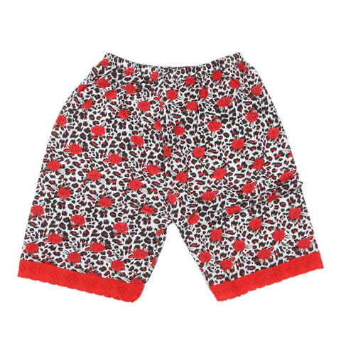 Women's Long Boxer - Red - test-store-for-chase-value