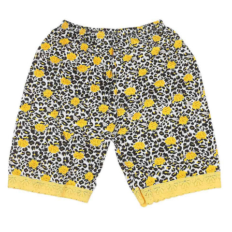 Women's Long Boxer - Yellow - test-store-for-chase-value