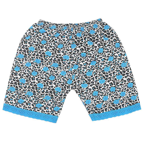 Women's Long Boxer - Blue - test-store-for-chase-value