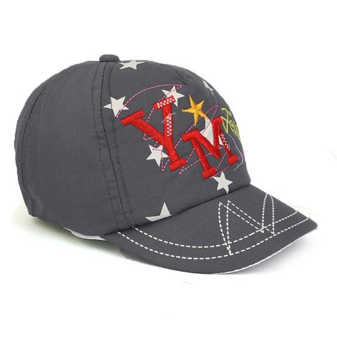 Kid's P-Cap - Grey