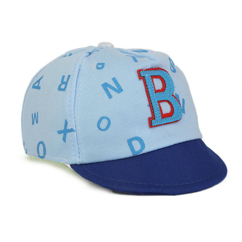 Kid's P-Cap - Light Blue