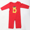 Newborn Eminent Boys Romper - Red
