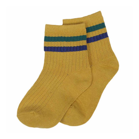 Boys Socks - Yellow
