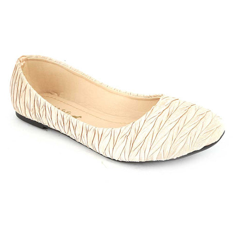 Women's Fancy Pumps (1817) - Golden