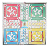 Ludo 2 in 1 For Kids - Multi