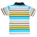 Boys Yarn Dyed T-Shirt - Multi