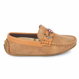 Boys Loafer Shoes 3251B - Beige