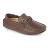 Boys Loafers 3357A - Coffee
