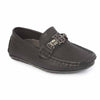 Boys Loafer Shoes 3339B - Black