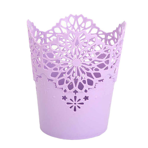 Dustbin Small - Purple