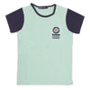Boys Half Sleeves Round Neck T-Shirt - Green