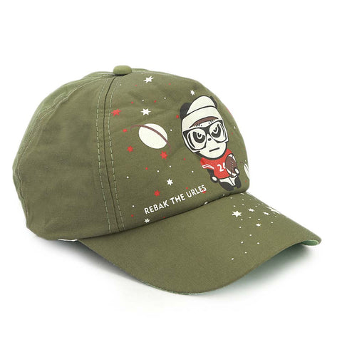 Kids P-Cap - Green