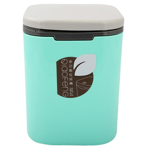 Mini Dustbin - Sea Green