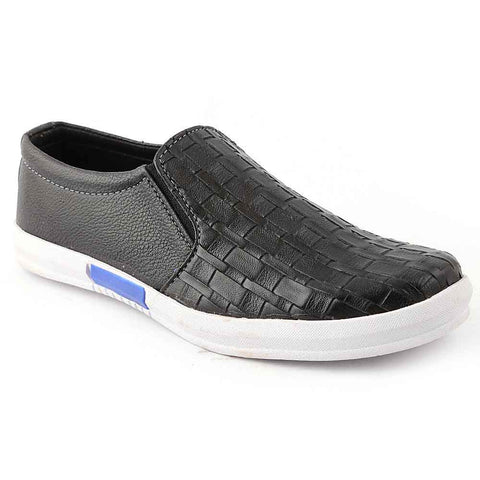 Men's Casual Shoes (703) - Black