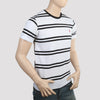 Men's Round Neck T-Shirt - White
