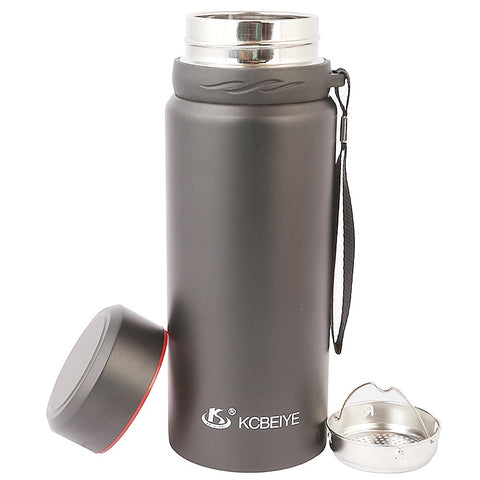 Flask Bottle 600 ML - Black