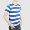 Men's Round Neck T-Shirt - Royal Blue