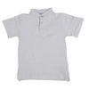 Boys Eminent Sherwani Collar T-Shirt - Grey