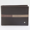 Men's Swanky Wallet - Coffee 813