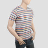 Men's Round Neck T-Shirt - Multi