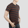 Men's Round Neck T-Shirt - Grey