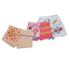 Girls Boxer Pack Of 3 - Multi