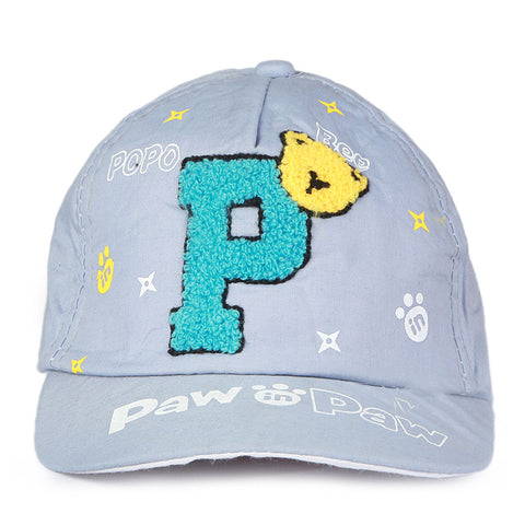 Kids P-Cap - Sky Blue