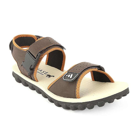 Men's Kito Sandals - Mustard - test-store-for-chase-value