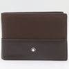 Men's Swanky Wallet - Coffee W-203
