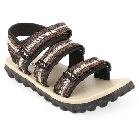 Men's Kito Sandals - Brown - test-store-for-chase-value