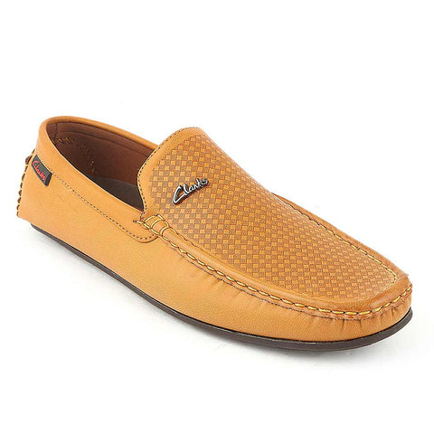 Men's Loafers Shoes - Camel - test-store-for-chase-value